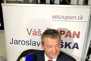 Jaroslav Baška obhájil post šéfa Trenčianskeho samosprávneho kraja.
