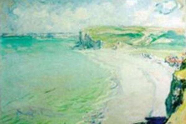 Maľba má hodnotu približne 700.000 eur a bola jediným dielom francúzskeho impresionistu v poľských zbierkach.