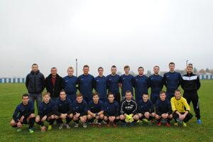 Futbalové družstvo mužov hrajúce VIII. ligu ObFZ Michalovce.