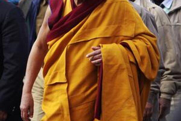 Najvyšší tibetský duchovný dalajláma sa dnes stretne s Obamom.