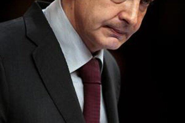 José Luis Zapatero, premiér Španielska, ktoré predsedá Európskej únii.