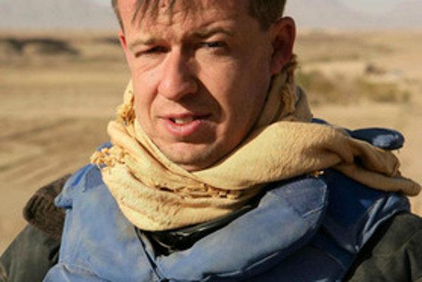 Britský novinár Rupert Hamer je jednou z posledných obetí z radov médií v Afganistane. Zahynul v januári 2010.