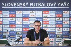 Prezident Slovenského futbalového zväzu (SFZ) Ján Kováčik.