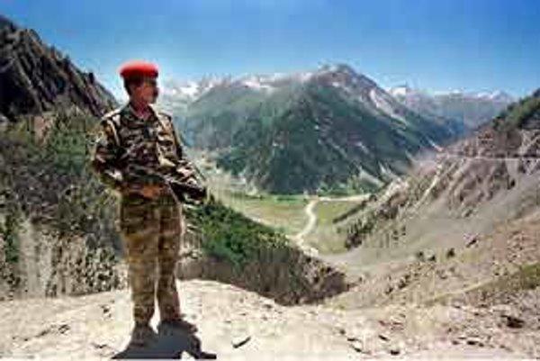 India má územné spory najmä s Pakistanom.