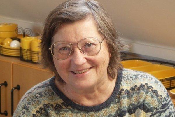 Alena Hlucháňová.