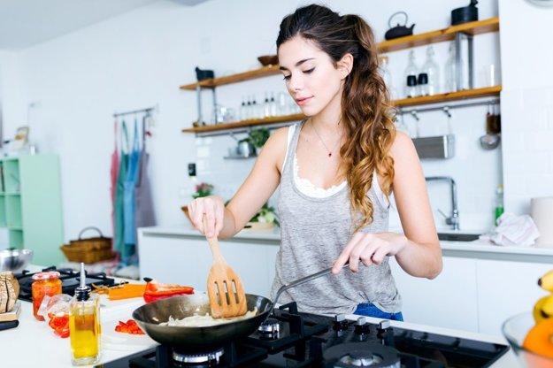 Aj zdravé potraviny sa dajú znehodnotiť nezdravou prípravou.