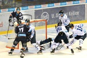 Blíži sa duel rivalov zvýchodu. Košice aPoprad si skrížia zbrane vnedeľu.