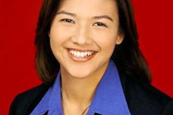 Reportérka CNN Atika Shubertová.