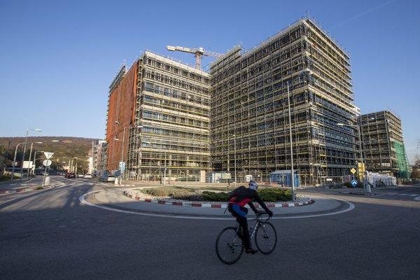 Európska lieková agentúra mala sídliť v budove Westend Plaza v bratislavskom Lamači.