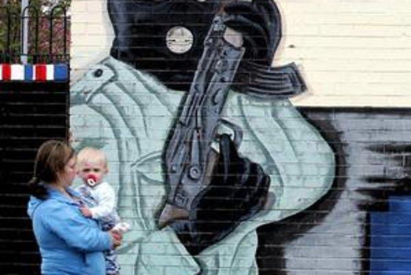 Severní Íri si opäť kladú otázku, či je terorizmus bežnou súčasťou ich života.
