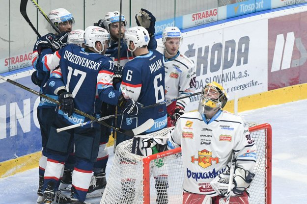 Nitra otočila zápas so Zvolenom.