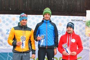 Najrýchlejší muži: Gergardt, Bachratý, Svočák.