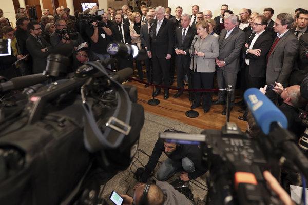 Rokovania o novej nemeckej vláde skrachovali.