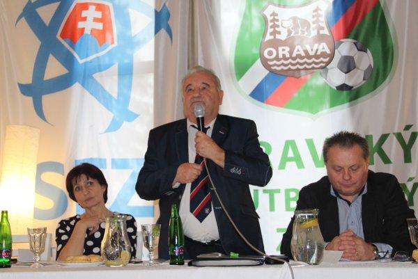 Vladimíra Mušáka (v strede) zvolili kluby už do šiesteho funkčného obdobia.