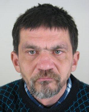 Nezvestný Branislav Smatana.