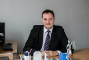 Dekan Právnickej fakulty UK v Bratislave Eduard Burda.