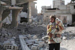 Obliehanie Východnej Ghouty trvá už päť rokov.