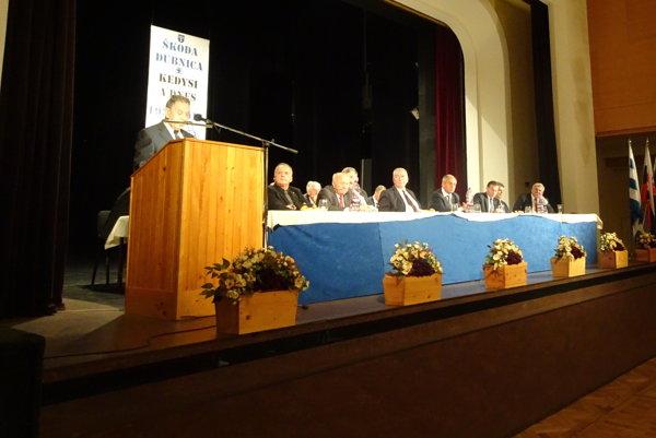 Účastníci konferencie sa venovali jednému z najväčších podnikov v meste.