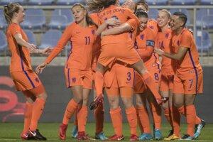 2edd9142d548b Pozrite si momentky zo zápasu Slovensko - Holandsko - fotogaléria ...