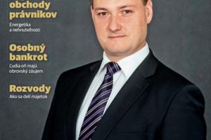 Magazín Právo vychádza v stredu 29. novembra.