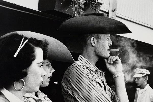 Rodeo, Detroit, 1955