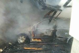 Predbežné škody odhadli na 15 tisíc eur.
