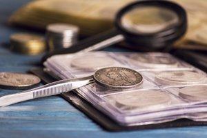 Mince zberateľské