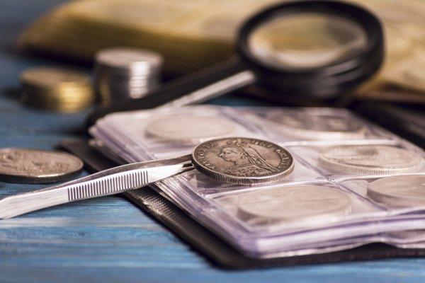 Zberateľské mince môžu byť tiež vhodným vianočným darčekom.