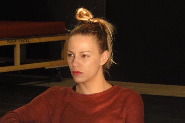 Emmu stvárni Barbora Andrešičová.
