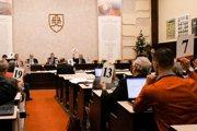 Hlasovanie o rozpočte mesta na budúci rok bolo hladké.