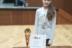 Kristína Šubjaková. FOTO: (JI)