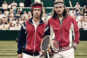 McEnroe a Borg sa stretli vo finále Wimbledonu dvakrát, film Borg/McEnroe je príbehom ich prvého zápasu.