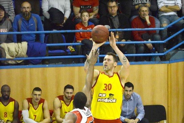 Peter Sedmák podporil svojho spoluhráča.