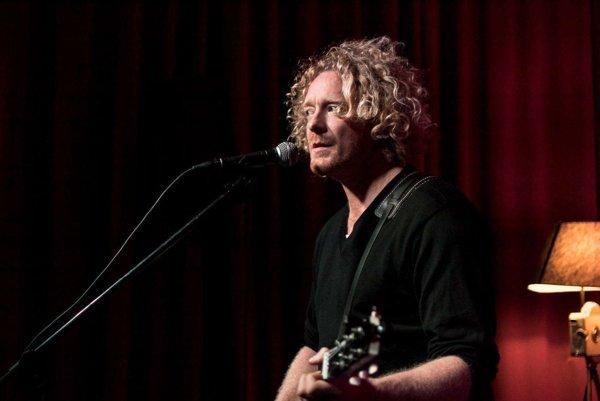 Christian Harting na Literárnom soirée v Wave.