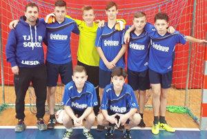Víťazom prvého ročníka sa stali chlapci z Liesku.