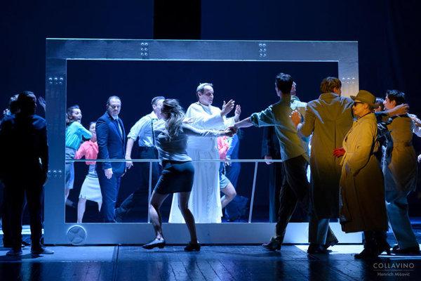 Divadlo Andreja Bagara ponúka okrem iného aj muzikál Povolanie pápež.