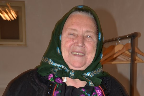 Mária Brdárska-Janoška zRejdovej.