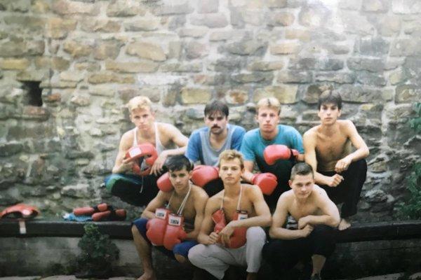 Začiatky mikulášskeho kickboxu. FOTO: ARCHÍV (PN)