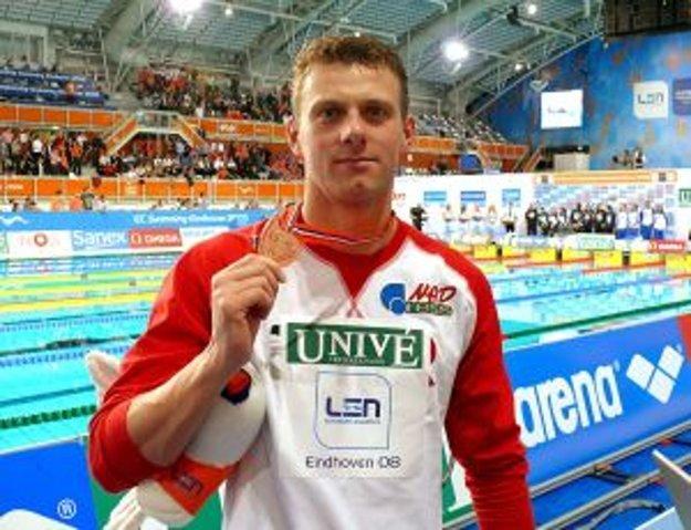 Plavec Ľuboš Križko.