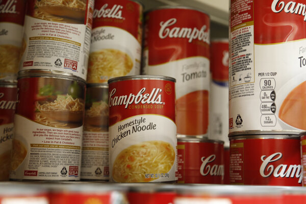 Campbell Soup.