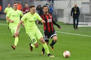 Jeden z najlepších výkonov jesene podali Žilinčania v Trnave, domáci Spartak v 17. kole porazili 0:3.