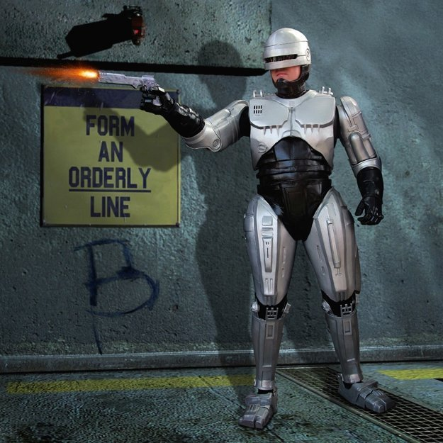 Robocop.