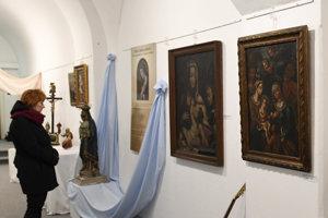 Výstava Mária, matka Ježišova v Krajskom múzeu v Prešove.