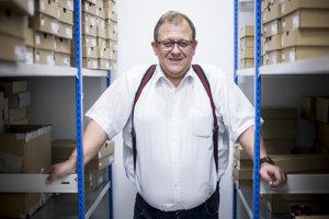 Svedok únosu Michala Kováča ml. Oskar Fegyveres pracoval aj ako sbs-kár obchode.