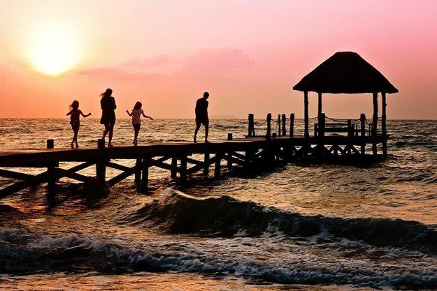 Na dovolenke strávite príjemný čas s rodinou.
