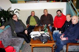 Predstavitelia športových aktivít v Bzovíku