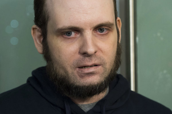 Kanaďan Joshua Boyle, ktorého v Afganistane uniesli militanti.