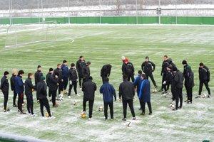 Futbalisti MŠK Žilina v pondelok začnú so zimnou prípravou.
