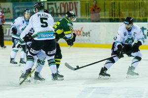 Vedenie klubu vyjadrilo svoj nesúhlas s výsledkami žilinských hokejistov.