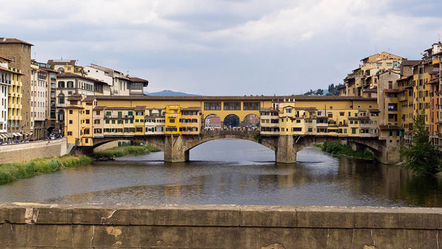 Florencia. Ponte Vecchio.